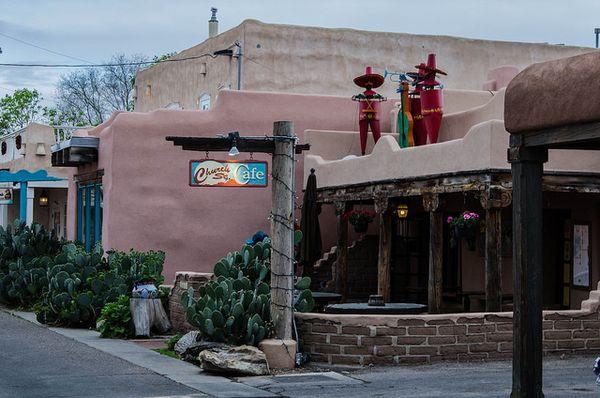 Old Town Albuquerque Nouveau-Mexique