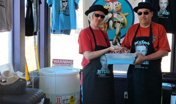 Chez Candy Lady Old Town Albuquerque Nouveau-Mexique
