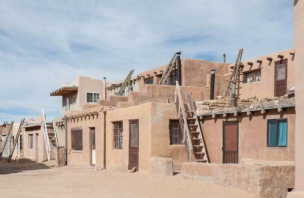 Acoma Pueblo Nouveau-Mexique