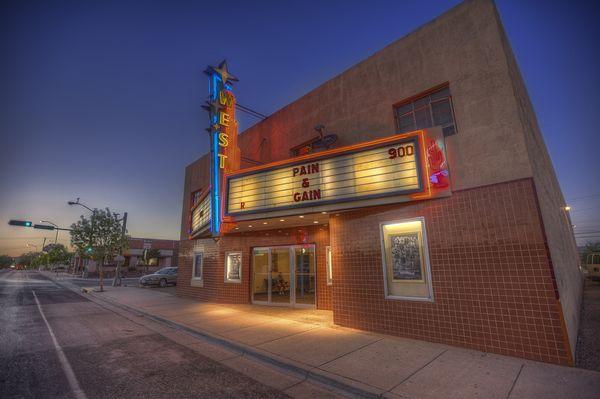 West Movie Theatre Grants Nouveau-Mexique