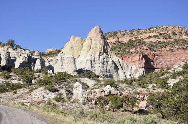Red Rock Park Nouveau-Mexique