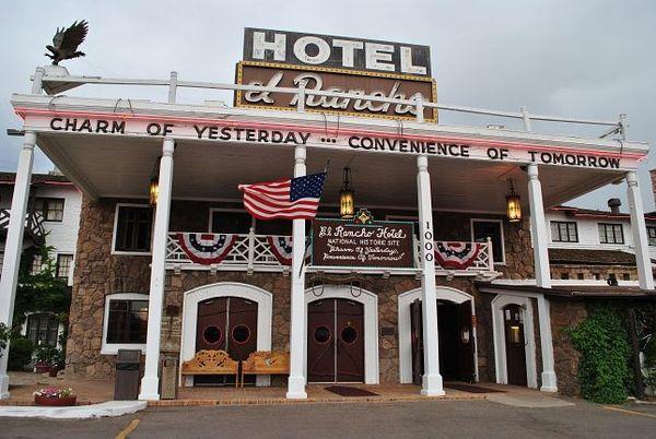 El Rancho Hotel & Motel Gallup Nouveau-Mexique