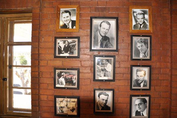 Clients célèbres El Rancho Hotel & Motel Gallup Nouveau-Mexique