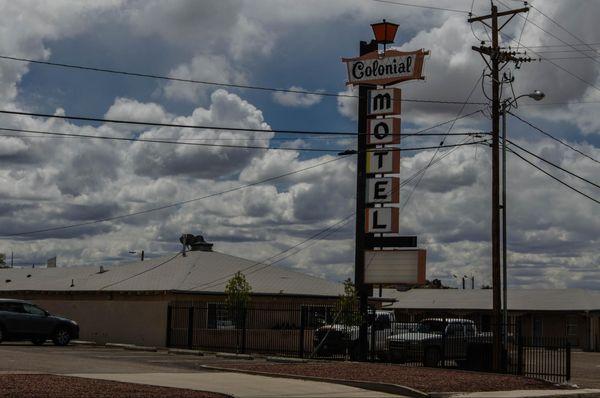 Colonial Motel Gallup Nouveau-Mexique