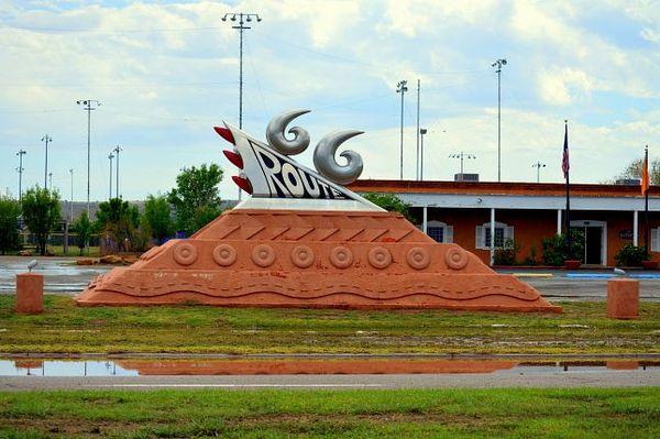 New Mexico Route 66 Museum Tucumcari Nouveau-Mexique