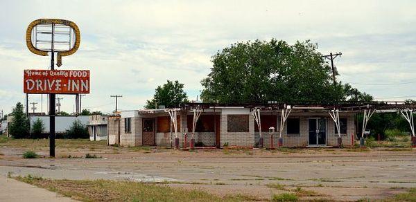 Tucumcari Route 66 Nouveau-Mexique
