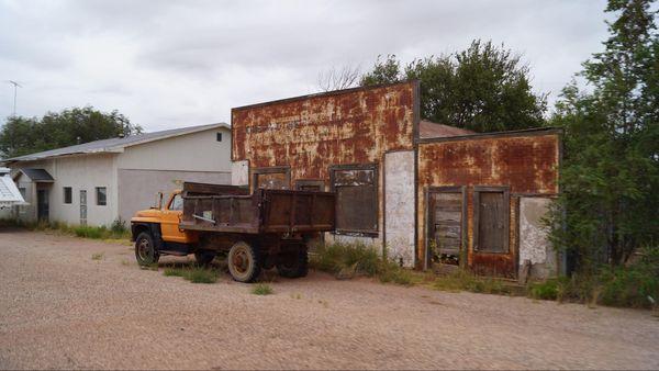 Cuervo Route 66 Nouveau-Mexique