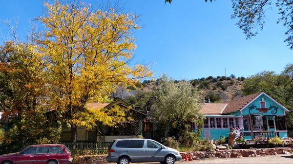 Madrid Turquoise Trail nouveau-Mexique
