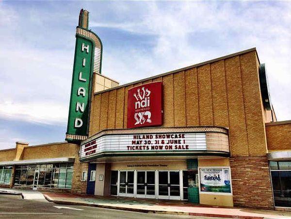 Hiland Theatre Albuquerque Nouveau-Mexique
