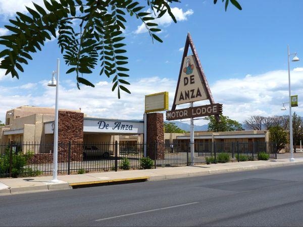 De Anza Motor Lodge Albuquerque Nouveau-Mexique