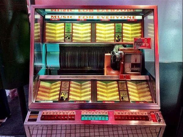 Juke Box 66 Diner Albuquerque Nouveau-Mexique