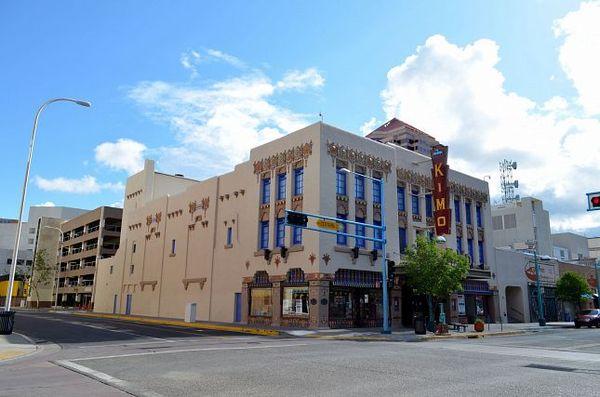 Kimo Theatre Albuquerque Nouveau-Mexique