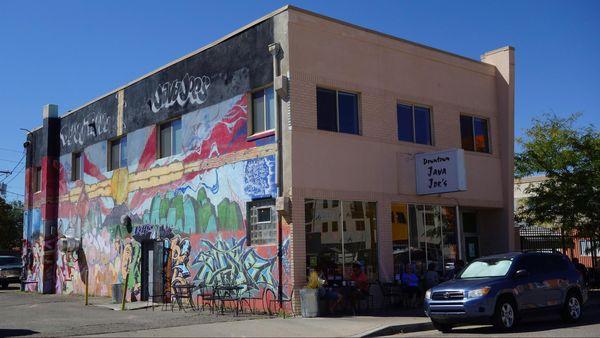 Java Joe's Albuquerque Nouveau-Mexique