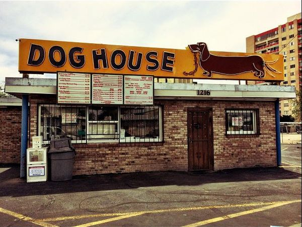 Dog House Albuquerque Nouveau-Mexique