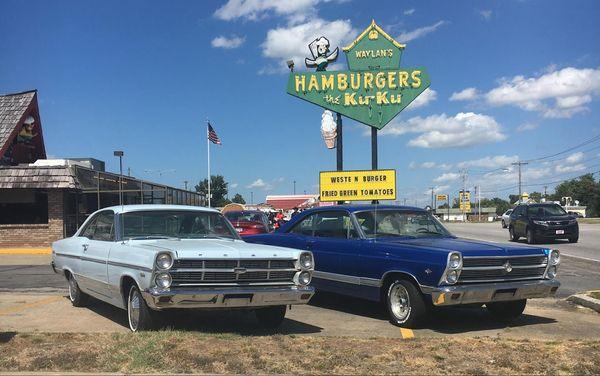 Waylan's Ku Ku Burger Miami Oklahoma Route 66