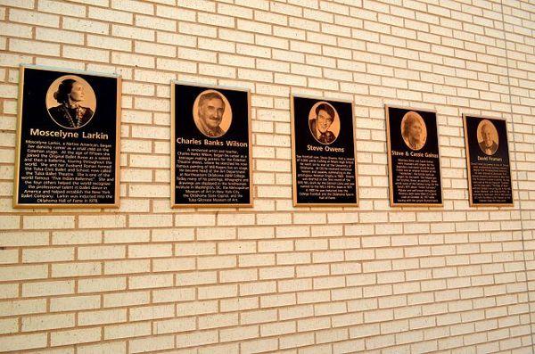Hall of Fame Coleman Theatre Miami Oklahoma Route 66