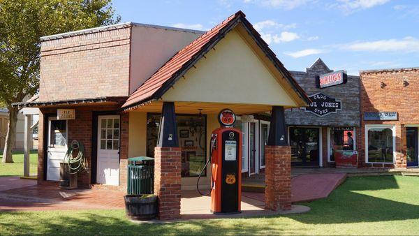 Route 66 Museum Elk City Oklahoma