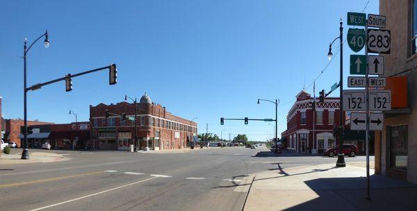 Sayre Oklahoma Route 66