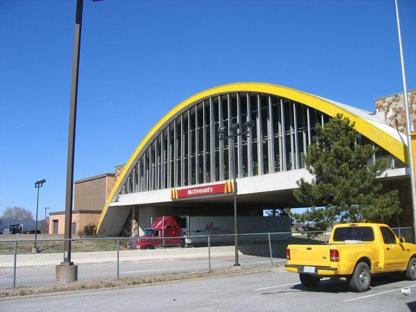 Le plus grand Mc Donald's du monde Vinita Oklahoma