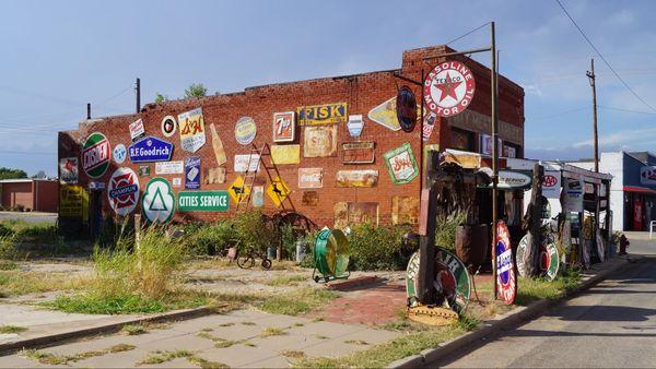 Erick Route 66 Oklahoma