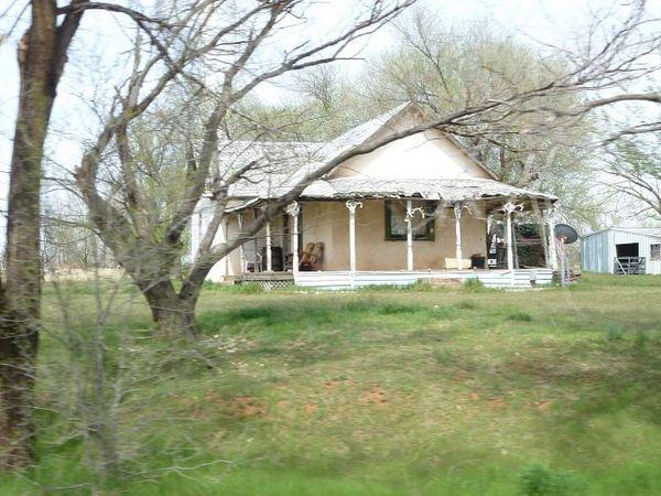 Texola Route 66 Oklahoma