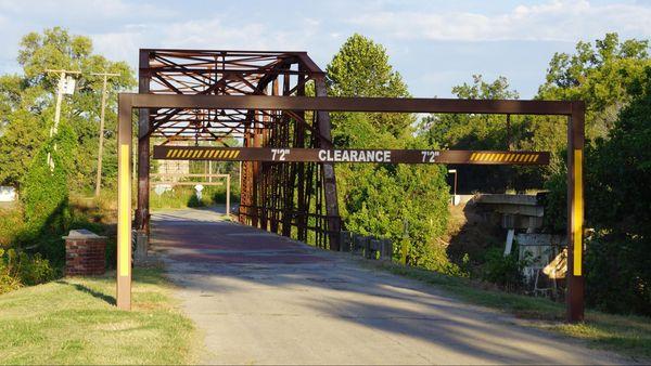 Rock Creek Bridge Sapulpa Oklahoma Route 66