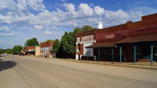 Depew Route 66 Oklahoma