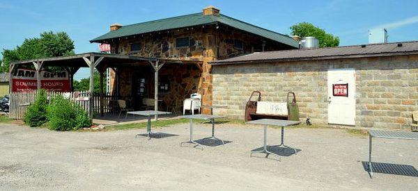Rock Café Stroud Route 66 Oklahoma