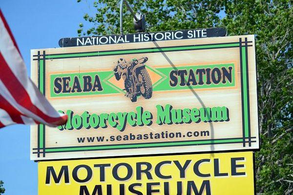 Seaba Station Warwick Route 66 Oklahoma