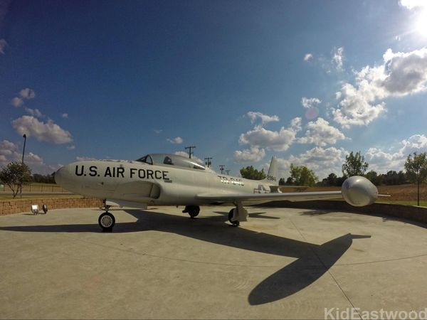 Stafford Air & Space Museum Weatherford Oklahoma Route 66