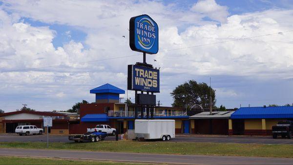 Trade Winds Inn Clinton Oklahoma Route 66