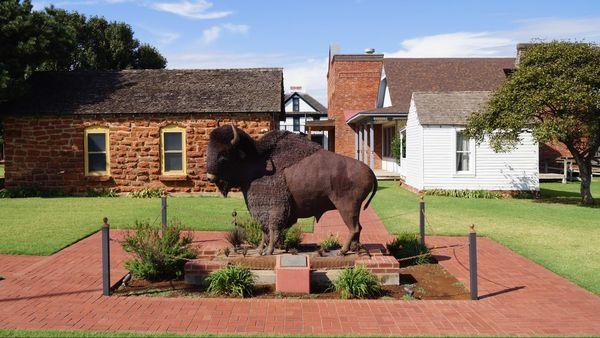 Elk City Oklahoma USA