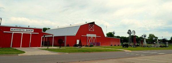 Blacksmith Museum et Farm & Ranch Museum Elk City Oklahoma
