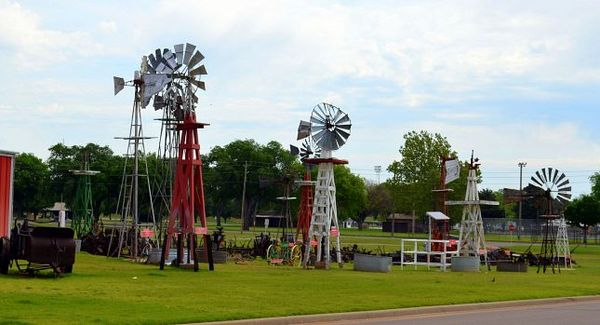 Farm & Ranch Museum Elk City Route 66 Oklahoma
