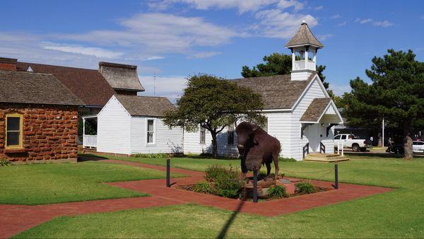 Chapelle Farm & Ranch Museum Elk City Oklahoma