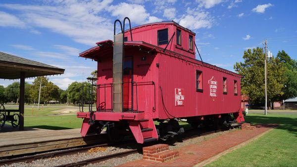 Au transportation Museum Elk City Oklahoma Route 66
