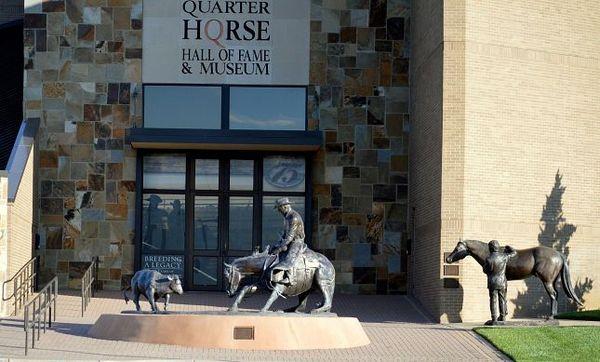 Quarter Horse Hall of Fame & Museum Amarillo Route 66 Texas