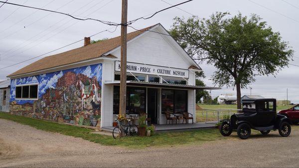 Vega Route 66 Texas