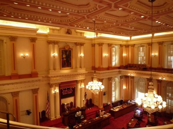 State Capitol Sacramento