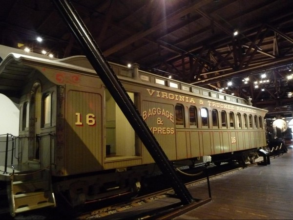 California State Railroad Museum Sacramento