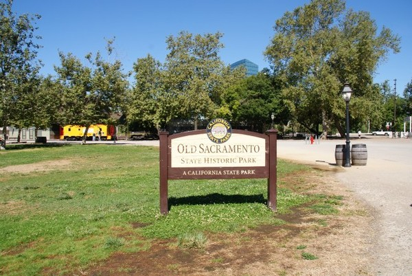 Old Sacramento Historic District