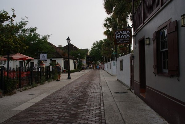 Colonial Quarter Saint Augustine Floride
