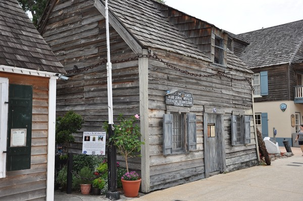 The oldest Wood School in the USA Saint Augustine