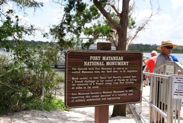Fort Matanza National Monument