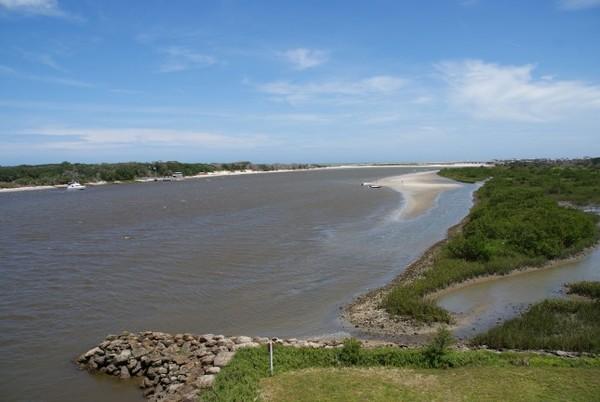 Vue depuis le Fort Matanza National Monument