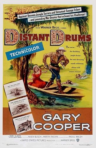 Affiche film Distant Drums