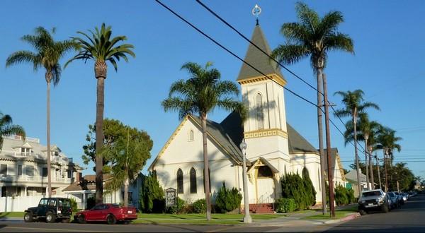 Graham Memorial Presbyterian Church San Diego