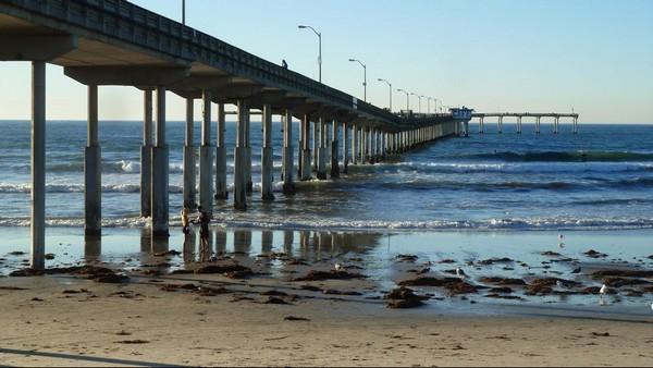 Ocean Beach Pier San Diego