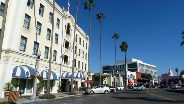 La Jolla Downtown San Diego