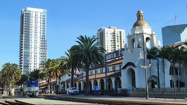 Union Station San Diego